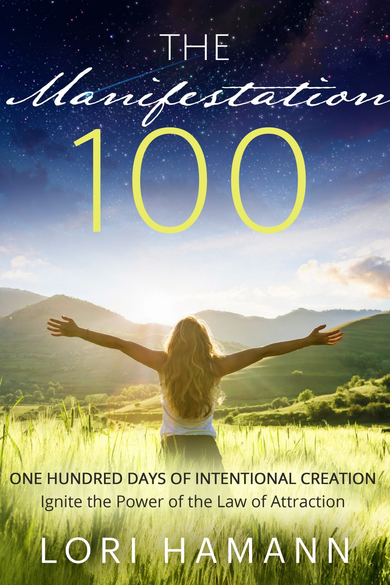the manifestation 100 group  :)  100 days of intentional creation